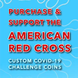 COVID Challenge Coins